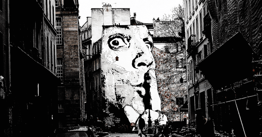Grafitti Paris | © Jota Hache Ce/Flickr