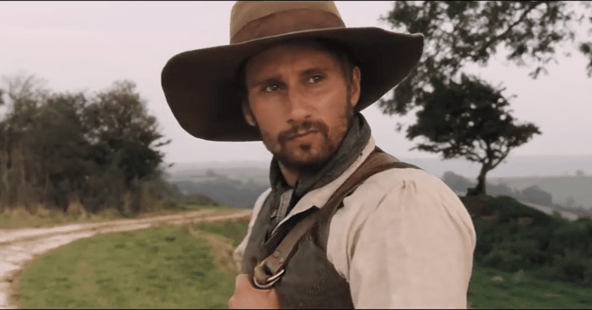 Matthias Schoenaerts in Far From the Maddening Crowd   © Movieclips Trailers/Youtube