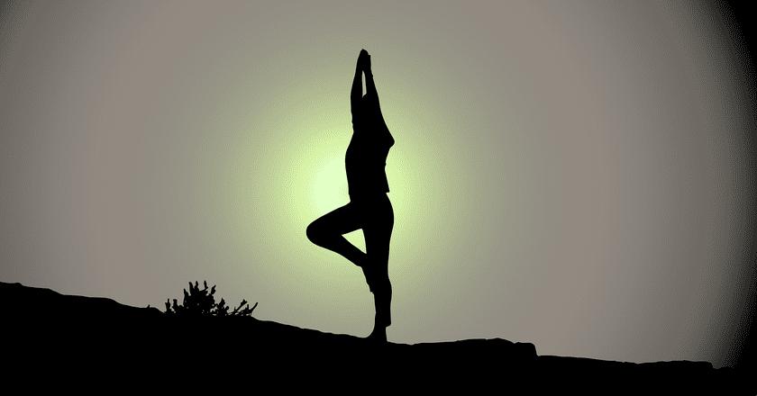 Outdoor Yoga © Pixabay