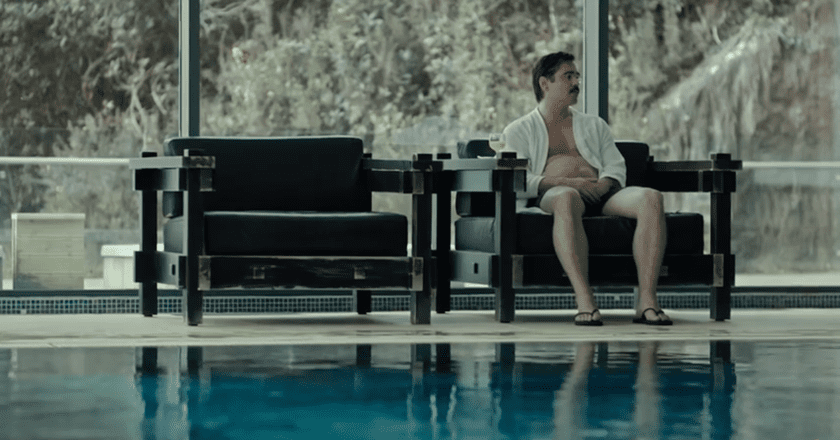 Colin Farrel as David in Yorgos Lanthimos' surreal comedy The Lobster | © Movieclips Trailers/Youtube