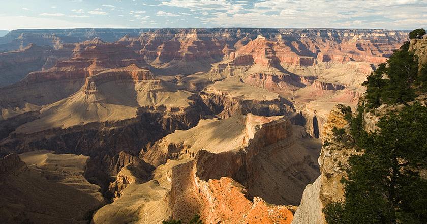 Grand Canyon | © Luca Galuzzi/Wikicommons