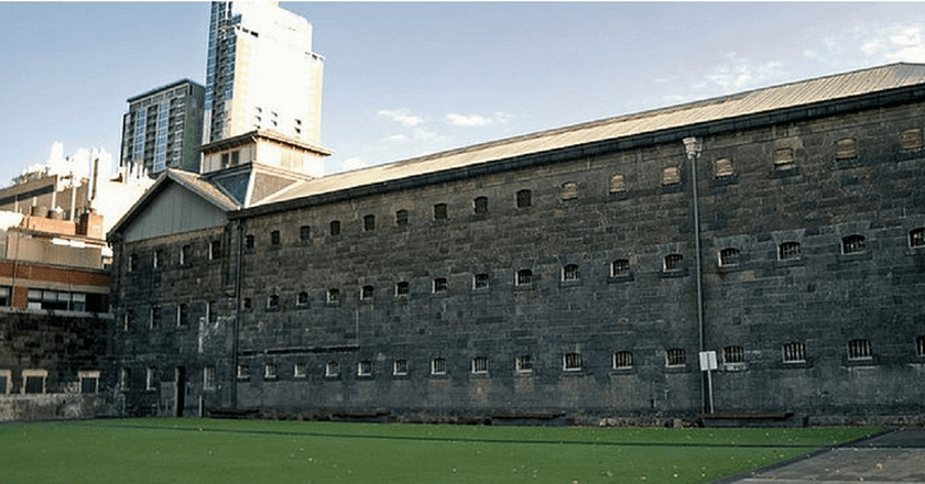 A Brief History Of The Old Melbourne Gaol