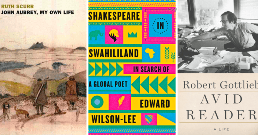 Covers courtesy of New York Review Books and Farrar, Straus, and Giroux
