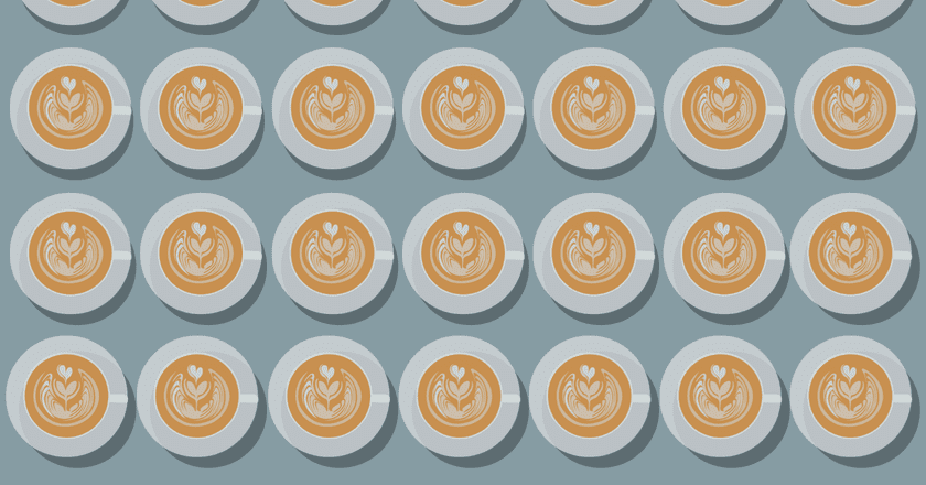 A Quick Guide To Drinking Coffee In Paris (Infographic)