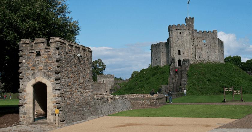 Cardiff Castle  ©Mario Sànchez Prada/Flickr