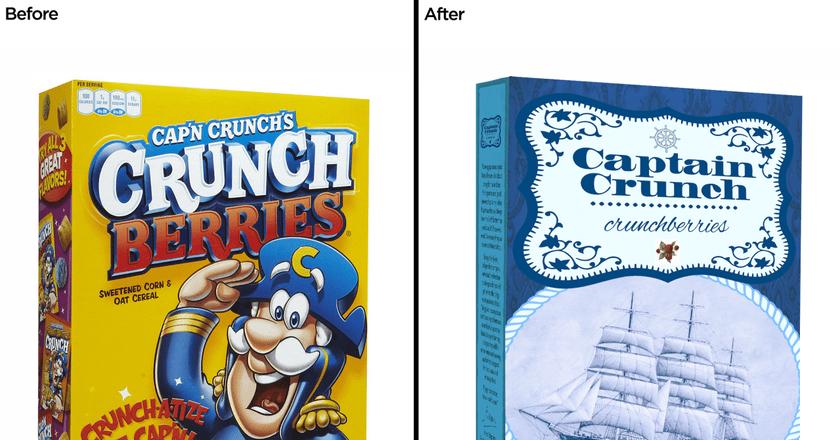 Captain Crunch Cereal © Dan Meth