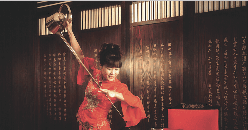 Chinese Tea Ceremony at China Mood | © Al Bustan Palace, A Ritz-Carlton Hotel