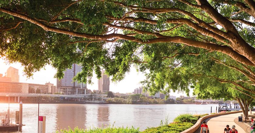 Soutbank River Loop | © Tourism Queensland