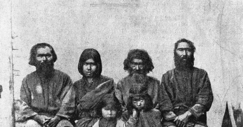 Ainu people | Uncredited photographer / Wikimedia Commons