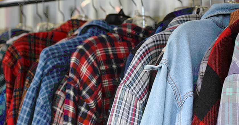 Vintage jackets | ©  Danielle Scott / Flickr