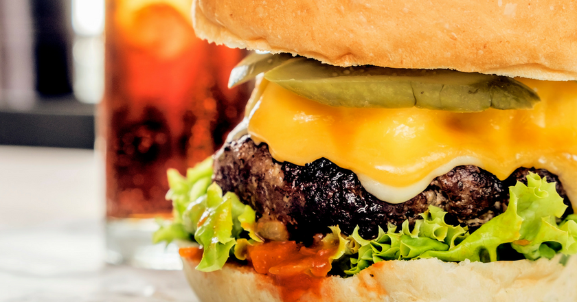Dukes in Greenside is one of the best burger spots in Johannesburg |Courtesy of Dukes