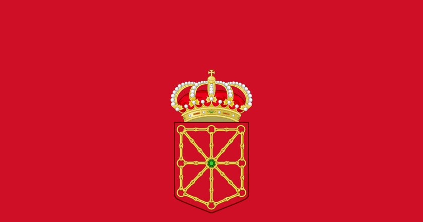 The flag of Navarra | © Adelbrecht /WikiCommons