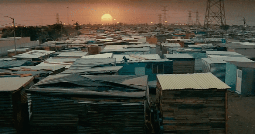 Cliched South African scenes like this were common in the movie Invictus | © Warner Bros.