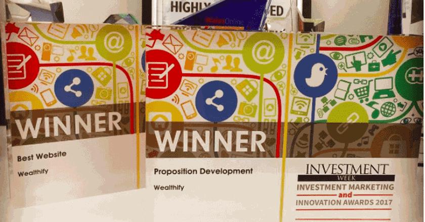 Award-winning start-up Wealthify helps anyone invest their money