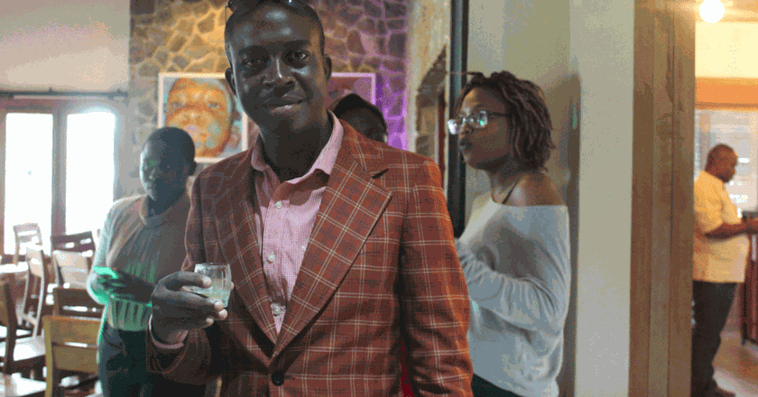 Nkiacha Atemnkeng, courtesy of the writer