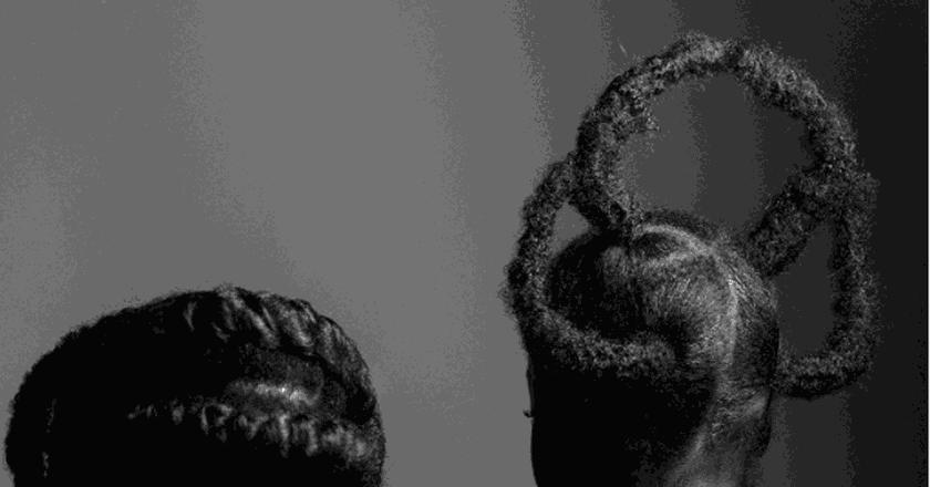 African braids and threading |©Juliana Kasumu