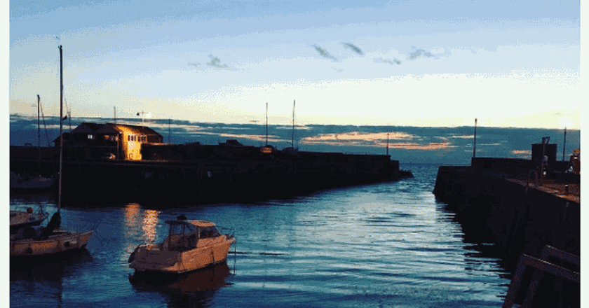 Views from Harbourmaster boutique hotel