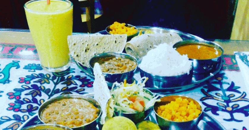 Vegetarian Food Studio © dainty_dorine/Instagram