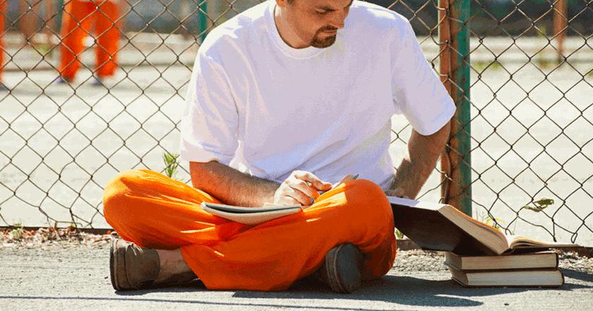 Incarcerated American Prisoner | © Drexel University