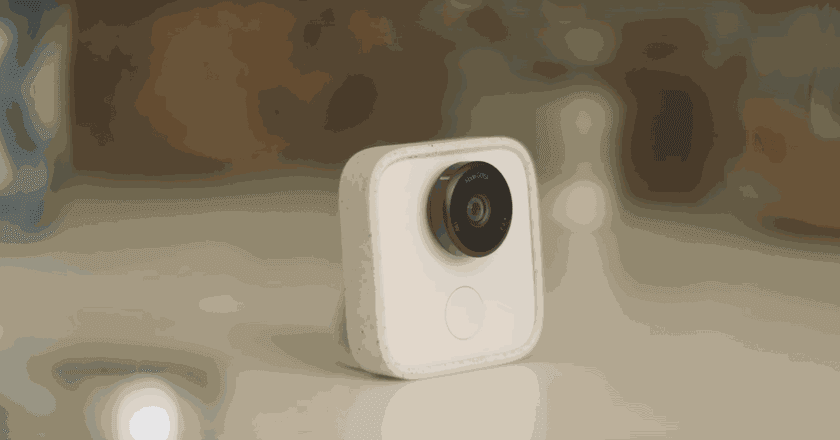 The Google Clips camera | © Google