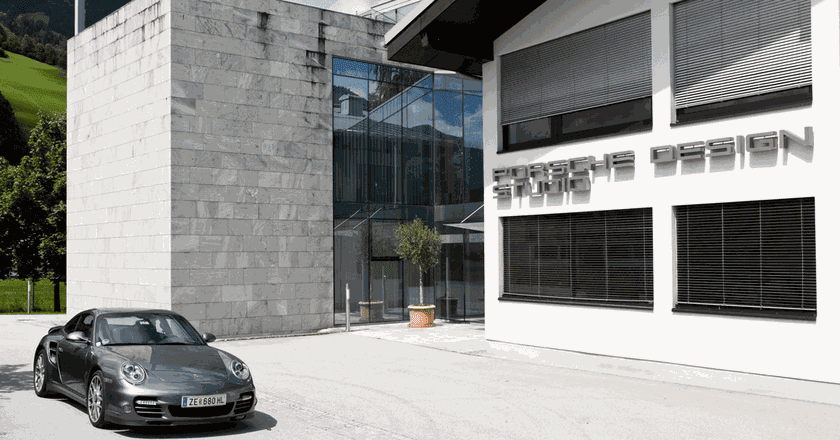 © F.A. Porsche Design Studio