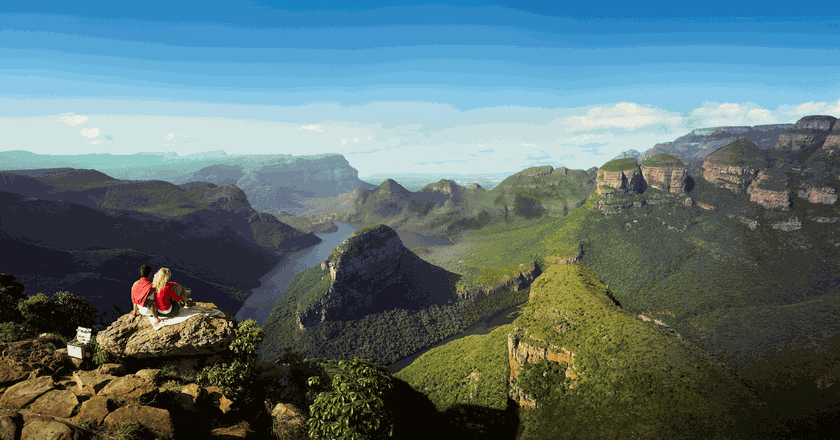 Blyde River Canyon   Courtesy South African Tourism