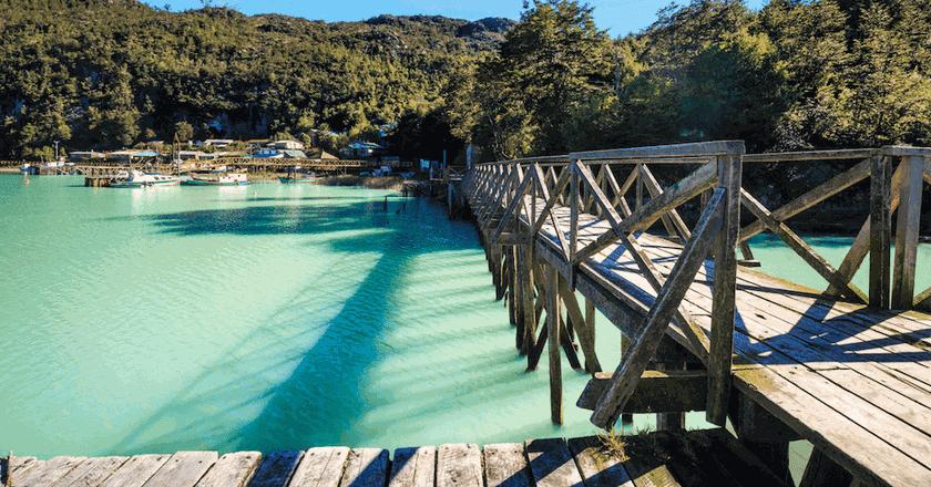 Caleta Tortel | Courtesy of Chile Travel