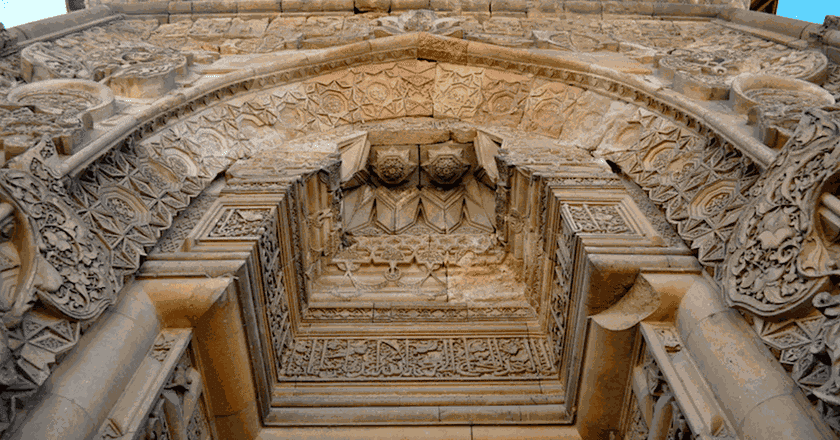 Divriği Great Mosque | © Panegyrics of Granovetter/Flickr