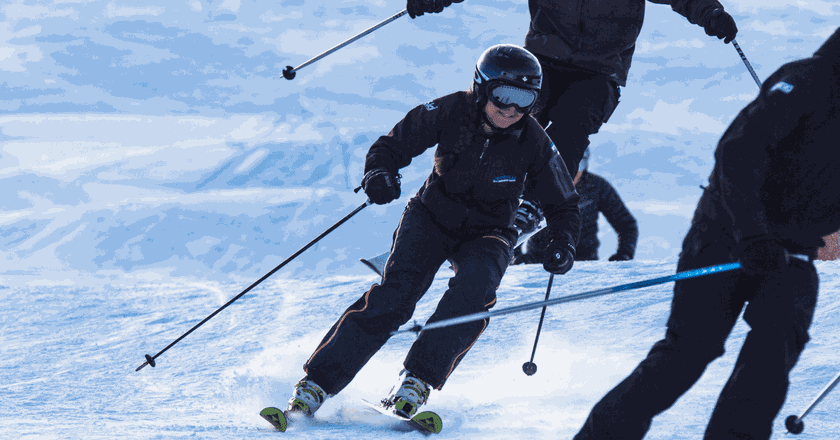 Skiing   © Ashley Morgan / AfriSki