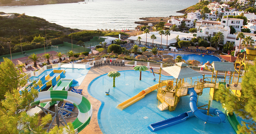 Carema Splash Park | Courtesy of Carema Hotels