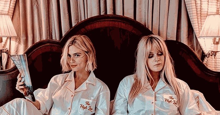 The High Low, Pandora Sykes & Dolly Alderton   © Instagram @PandoraSykes