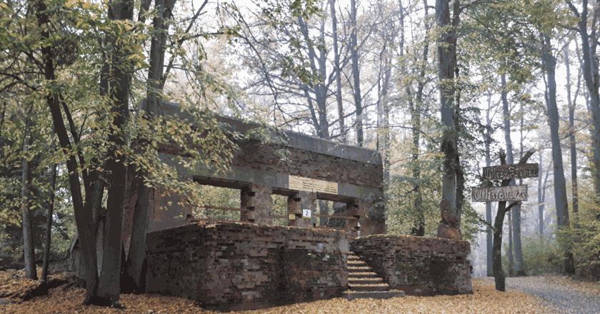 The Wolf's Lair: Where Hitler Spent 800 Days Hiding During World War II