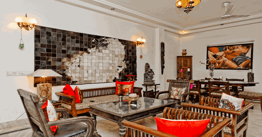 Mister and Art House is India's first luxury B&B for gay men only