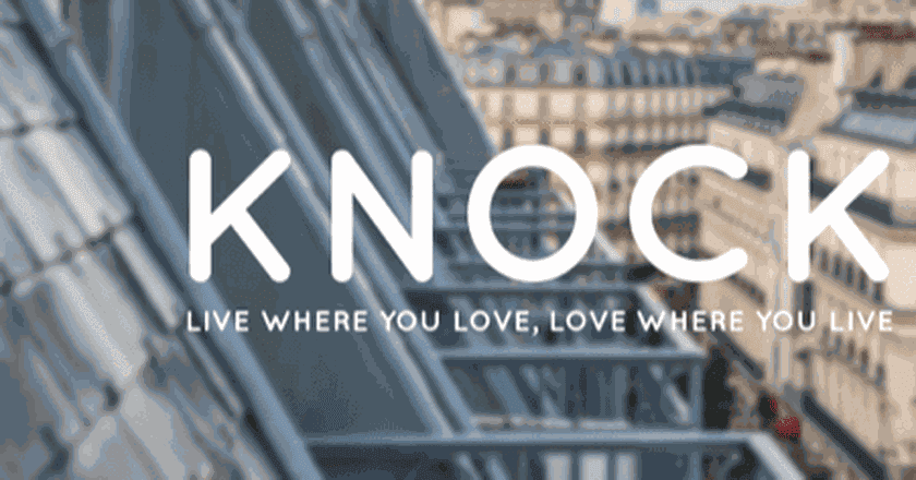 Knock, the Bordeaux-based startup that helps you find your ideal place to live