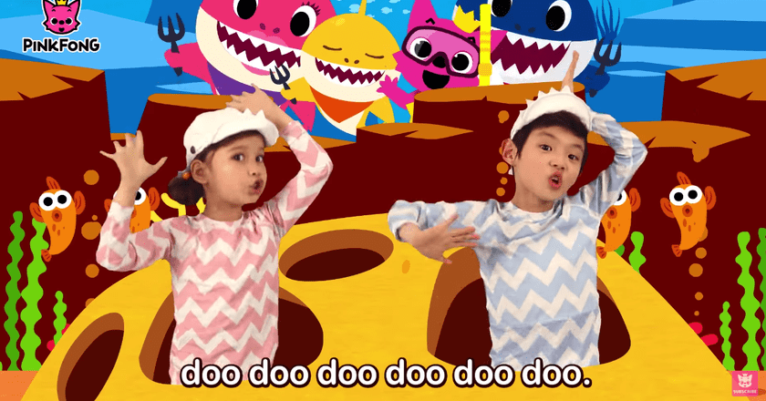'Baby Shark': The Korean Song That's Taking Over the World