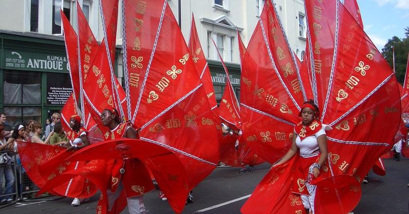 Notting Hill Carnival | © Heather R / Flickr