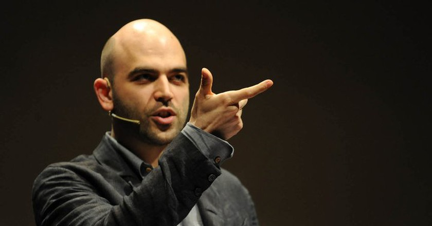 Roberto Saviano: The PEN/ Pinter Honoree of the Courage Award