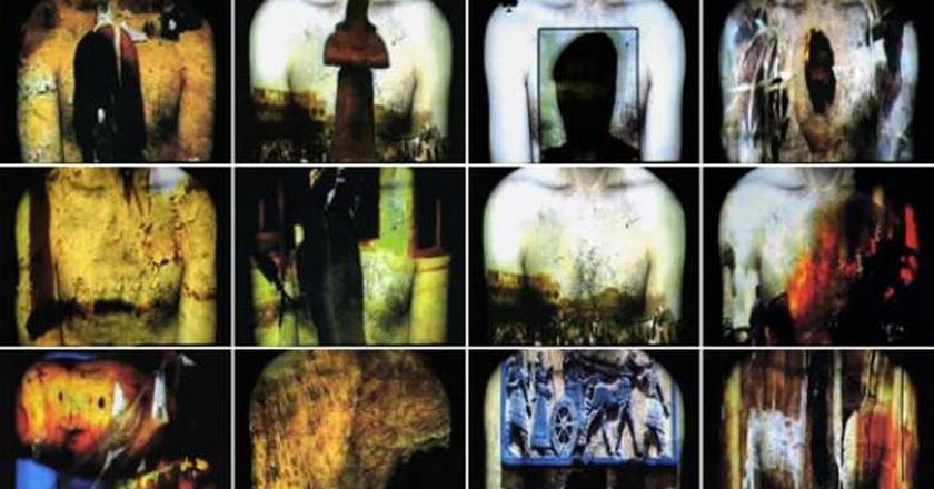 Modern Art In Iraq: Sadik Kwaish Alfraji And Mohammed Al-Shammarey