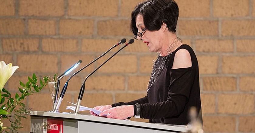 Writing Against Tyranny: The Works of Herta Müller