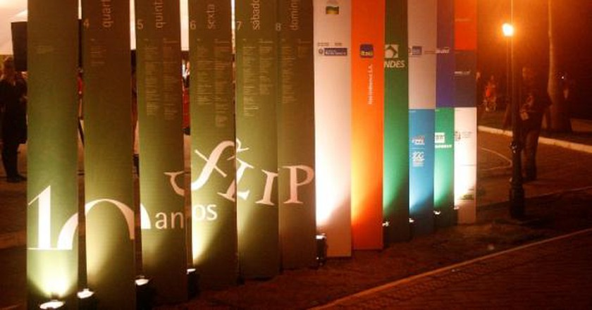 The Flip Festival: Putting Brazil on the Literary Map