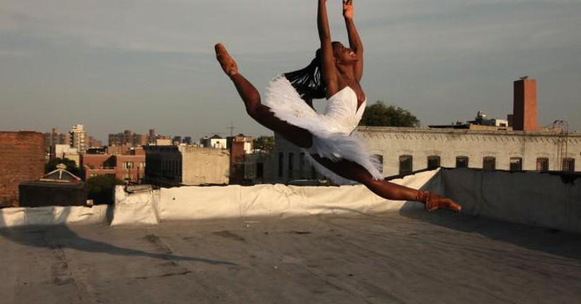 Michaela DePrince: A Budding Ballet Star