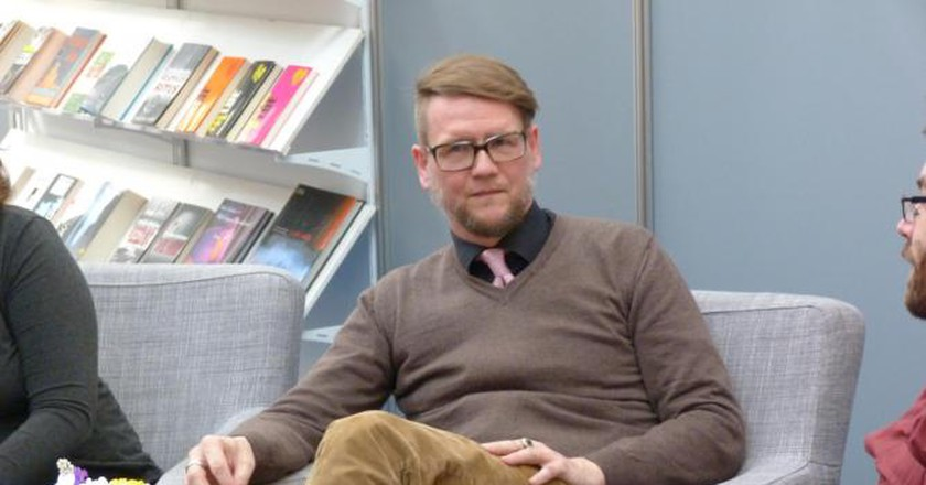 An Introduction To Icelandic Writer Sjón's Mythical Fiction