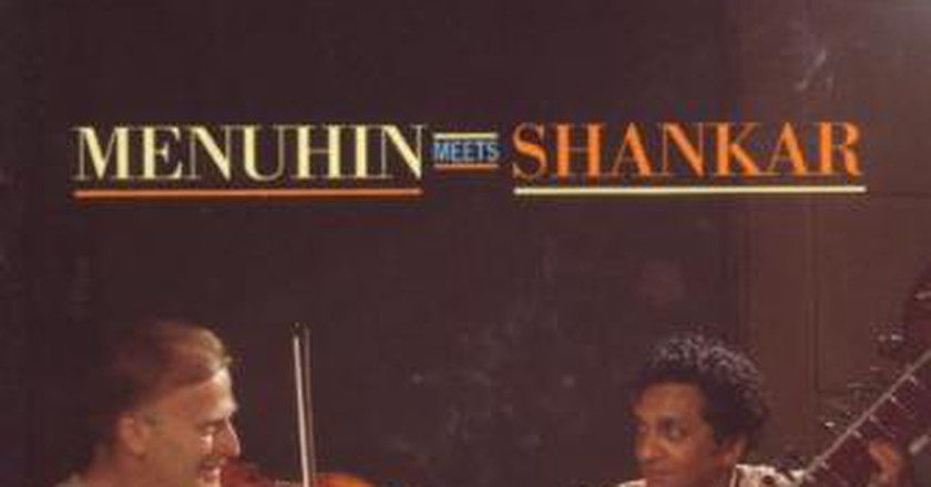 Menuhin And Shankar: A Duet Of East And West