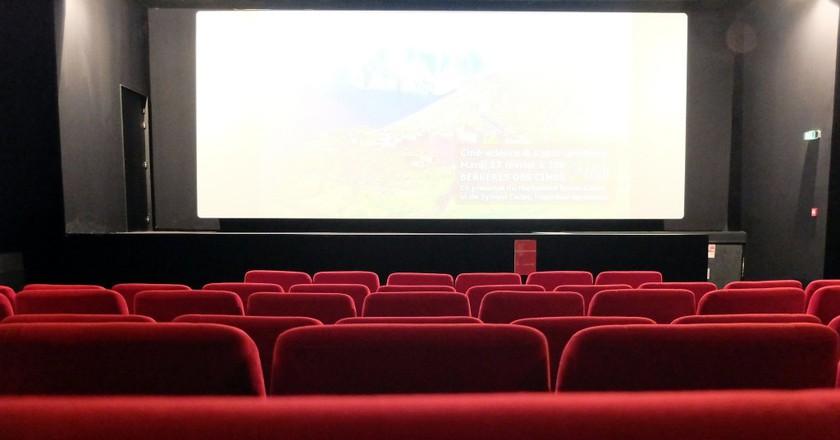 Cinema ©Nicolas Buffler