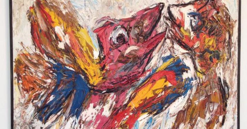 CoBrA: Marxist Expressionism of a Postwar Generation