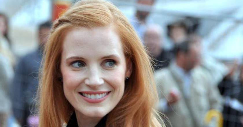 A Woman Divided: Jessica Chastain Stars in The Heiress