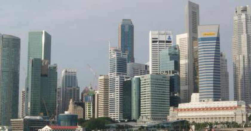 The Top Ten Architectural Highlights Of Singapore
