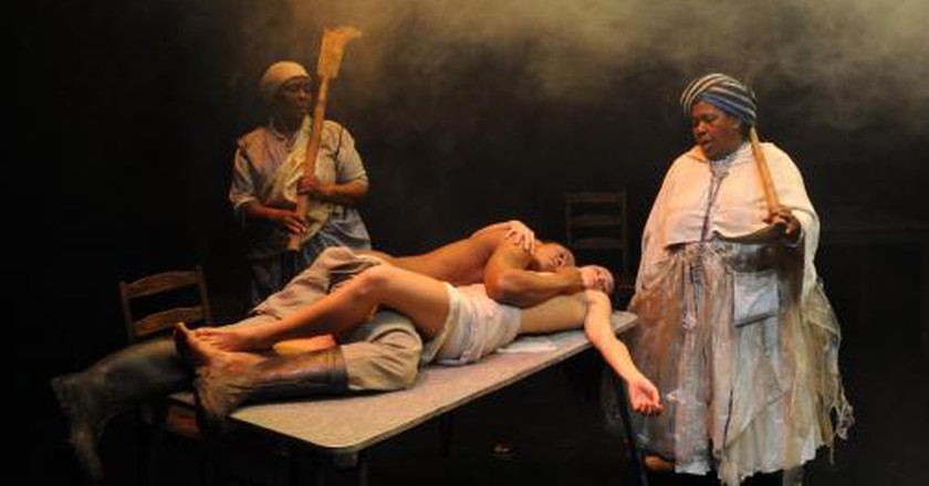 Yael Farber's South African Adaptation of Miss Julie