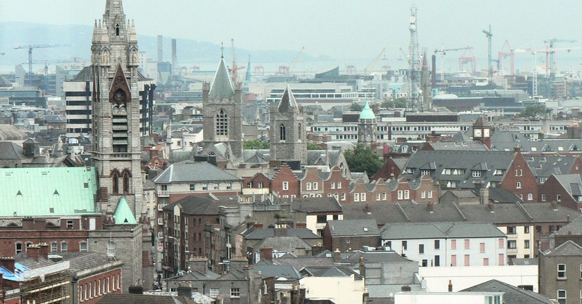 Hidden Architectural Secrets And Mysteries of Dublin's Georgian Quarter