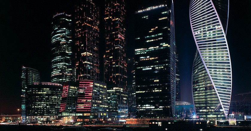 Moscow City | © Alex Defender/Flickr